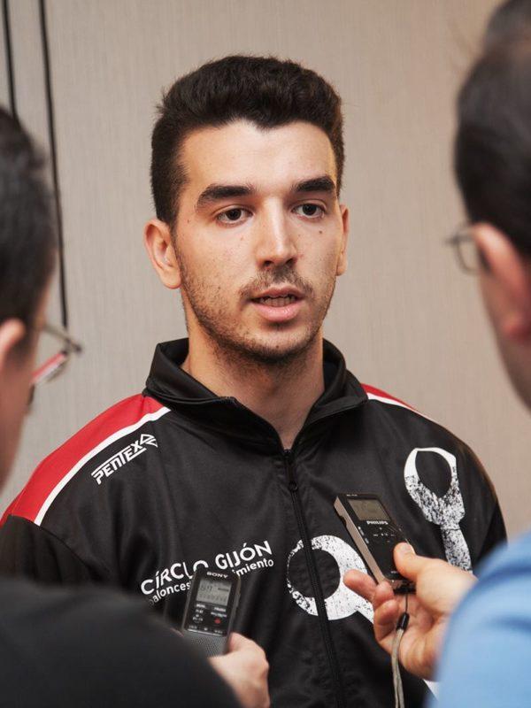 Alex Rubiera CGBC