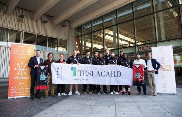 Teslacard - circulo gijon