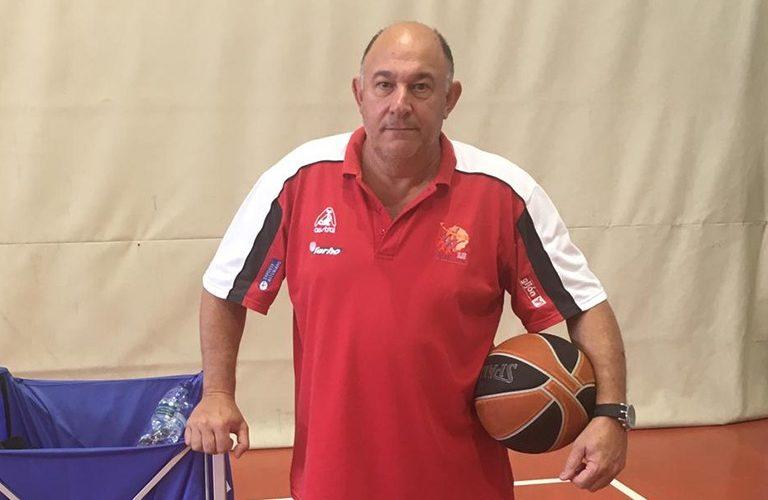 Óscar Moro segundo entrenador del Círculo Gijón Baloncesto