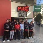Teslacard Círculo Gijón y Mikes Burger House