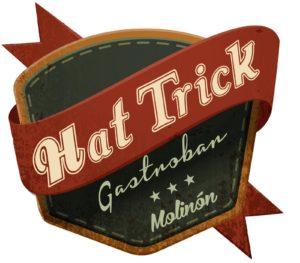 logo hat trick